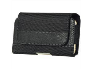 DreamWireless LPSAMI717LU13HBK Luxmo No. 13 Samsung Galaxy Note, I717 Horizontal Pouch, Black