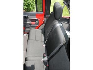 Rugged Ridge 1326401 Seat Cover Bench Jeep Wrangler, Neoprene, Black