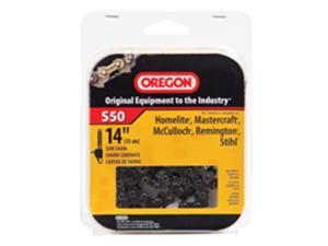 Oregon Cutting Systems S50 14 in. Chainsaw Replacement Chain