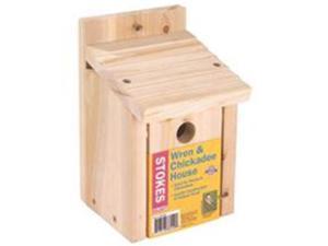 Hiatt Manufacturing House Bird Wren & Chikadee 38149