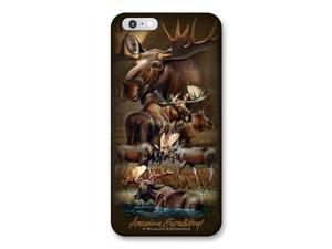 Ideaman PHN6-305 iPhone 6 Cover, Moose Collage