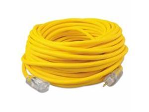 Coleman Cable 172-036880002 Royalflex Ul Extension Cord, 50 Ft, 1 Outlet