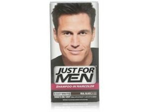 Just For Men Shampoo-In Haircolor, Real Black