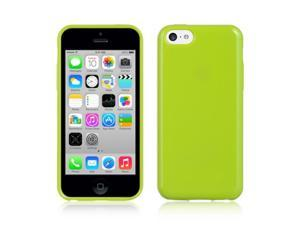 DreamWireless CSIP5CGR iPhone 5C Crystal Skin Case, Green