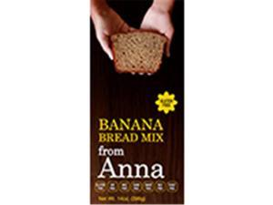 Frontier Natural Products 228411 Banana Bread Mix 14 oz.