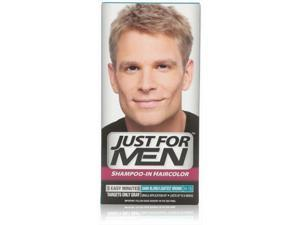 Just For Men Shampoo-In Hair Color, Dark Blond & Lightest Brown H-15