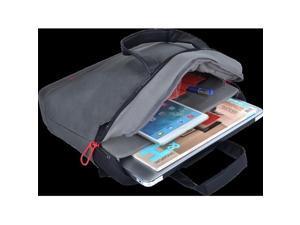 EMTEC ECBAG13G100-DG Traveler Bag G100 13 in. Dark Grey, Medium