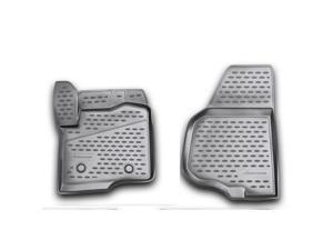 Novline 2009-2014 Ford Super Duty Black Floor Mats