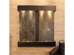 Adagio AF 1504 Aspen Falls Wall Fountain - Rajah Natural Slate