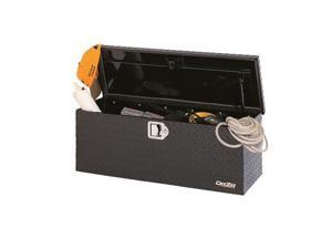 DEE ZEE M207 Tool Box - Black Aluminum