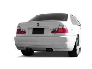 1999-2005 BMW 3 Series E46 2DR 4DR Duraflex M3 Look Rear Bumper Cover - 1 Piece