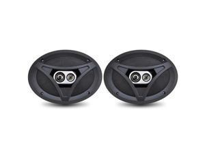 6'' x 9'' 360 Watt 3-Way Coaxial Speaker