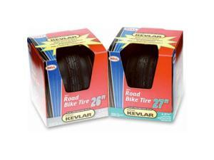 Bell Sports 7014729 26 in. Bell Road Bike Tire, Rugged Carbon Steel