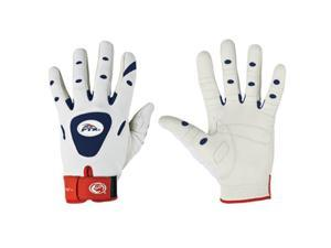 Bionic Glove TGWXLL Women's Tennis white- X-large Left