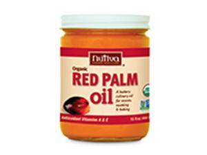 Frontier Natural Products 226990 Unrefined Red Palm Oil - 15 Oz.