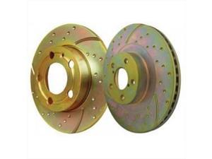 EBC BRAKES GD1478 3Gd Series Dimpled And Slotted Sport Discs, Front