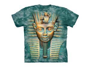 The Mountain 1036861 Big Face Tut T-Shirt - Medium