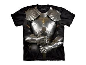 The Mountain 1036462 Body Armor T-Shirt - Large