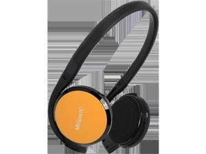 MiiKey MiiSport C Bluetooth Stereo Headphones - Orange 4.0