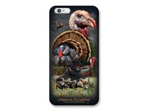 Ideaman PHN6-330 iPhone 6 Cover, Wild Turkey Collage