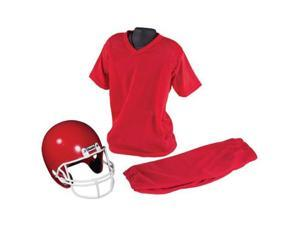 Franklin Sports 79002X Sports Medium Red Uniform Set