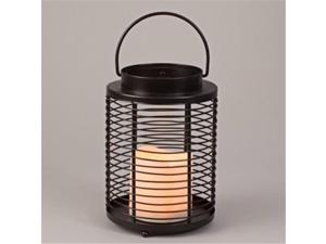 Gerson Company 42991 6 x 8.7 in. Open Wire Lantern