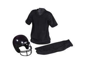 Franklin Sports 79000X Sports Medium Black Uniform Set