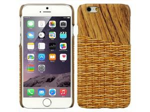 DreamWireless CAIP6-WV Apple iPhone 6 Crystal Wood And Vine Weaving Card Case