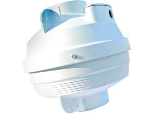 Suncourt TF104-W 4 in. Centrifugal Tube Fan in White