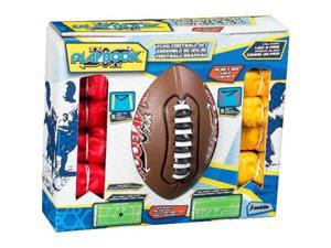 Franklin Sports 33024E2 Sports Mini Playbook Flag Football Set
