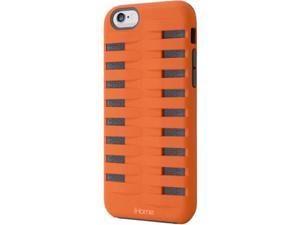 iHome IH-5S110P Orange Galaxy 5S Tough Case