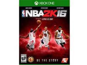 Take-Two 49598 NBA 2K16 XOne Replen