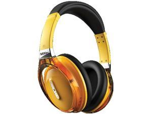 MiiKey NFC Bluetooth Stereo Headphones Rhythm - Yellow