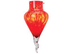 Access Lighting 963RJ-RED Genie Hand Blown Glass Shade Pendant - Red