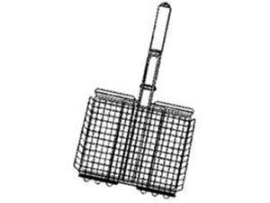 Toolbasix SHD129983L Wood Handle Basket Broiler