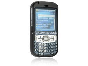 DreamWireless CRTR800BK Treo 800w Rubber Case, Black