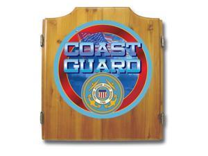 US Coast Guard Cabinet includes Darts and Board