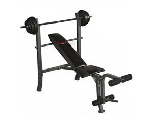 Sunny Distributor SF-BH6510 100 lbs. Weight Bench Set