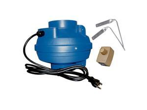Suncourt VS104-CRD 4 in. Variable Speed Fan with Cord Control Kit