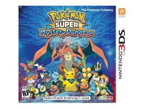 Nintendo CTRPBPXE Pokemon Super Mystery Dungeon - 3DS