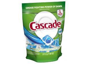 Procter & Gamble 41758 Fresh Scent Action Pacs Dishwasher Detergent 12 Count