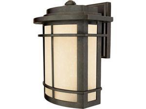 Quoizel Galen Transitional Imperial Bronze Large Wall Lantern