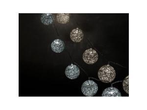 Fortune Products SB-10DW Cotton Ball String Light
