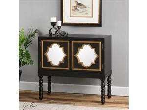 Uttermost 24528 Kashana Moroccan Console Cabinet