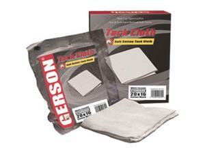 Gerson 20002W Tack Cloth - High Tack, Standard 20 X 16 Mesh, White Cotton