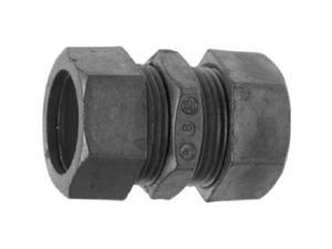 Halex 02215 1.5 in. Electrical Metallic Tubing Compression Coupling
