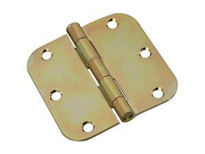 Stanley N830-262 3 in. Satin Brass Tone Door Hinge