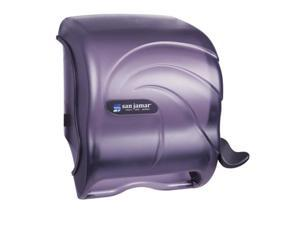 San Jamar T990TBK Element Lever Roll Towel Dispenser, Black