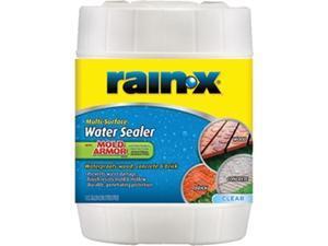 Rain-X CRMS105 5 Gallon Clear Multi Surface Water Sealer