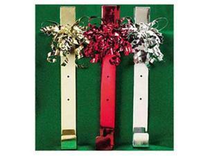 Gerson 10712006 15 in. Metal Wreath Hanger, Pack of 12